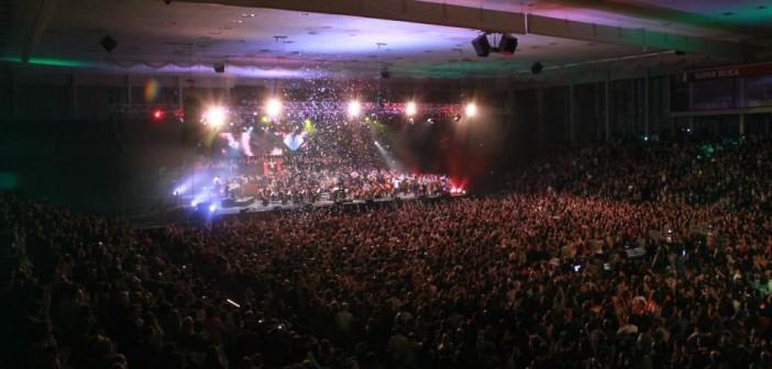 16 músicas para cada ano do Multiusos de Guimarães
