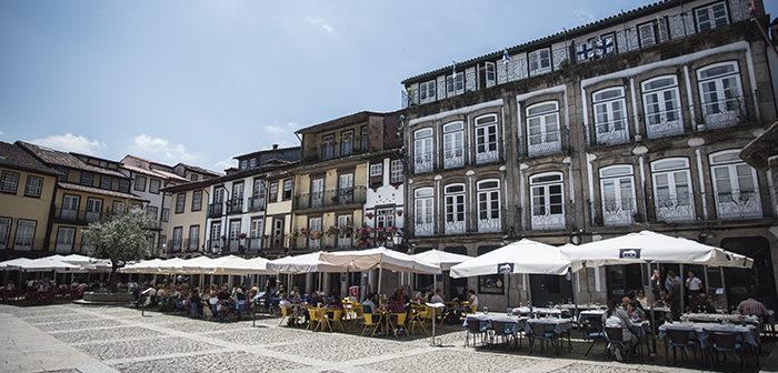 As 7 melhores esplanadas de Guimarães