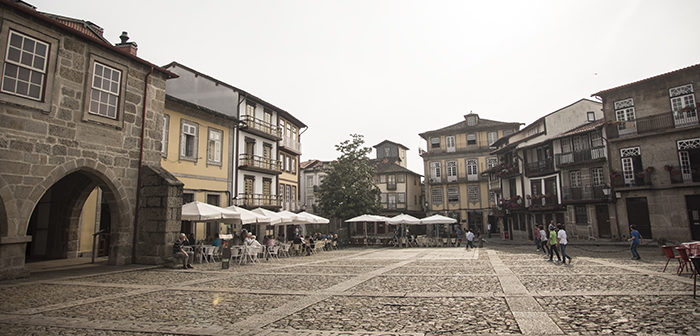 Uma cidade de história e cultura recomendada pelo The Times