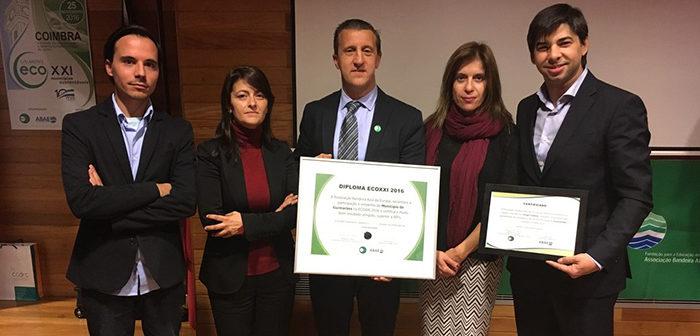 Guimarães no pódio da sustentabilidade