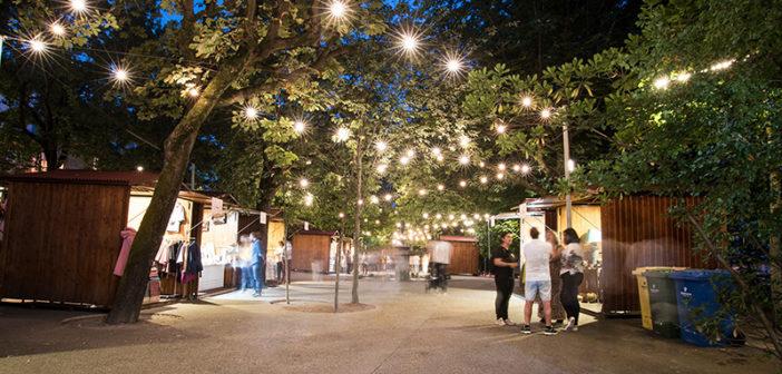 Luzes, música, artesanato e comida elevam umas Gualterianas sem marcha