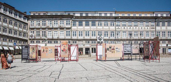 Guimarães partilha os bons exemplos culturais na Europa