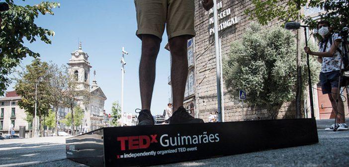 O TEDx Guimarães foi para a rua procurar inspirações
